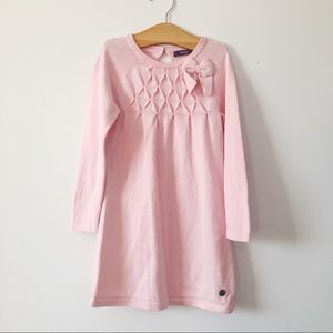 Mec pink long sleeves dresse